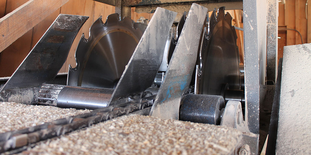 Custom Saw Mill Services